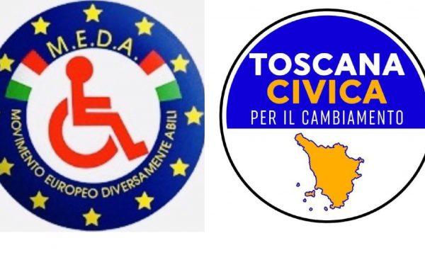 Parliamo di M.E.D.A.  (Toscana civica)